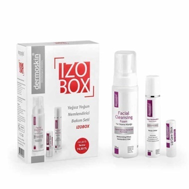 Dermoskin  Izobox Set Renksiz
